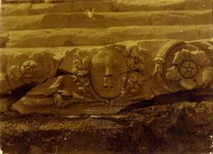 Snímek ruin starověkého Efezu pořízený rakousko-uherskými námořníky kolem roku 1911