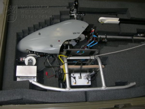Systém bezpilotních vrtulníků SR 20