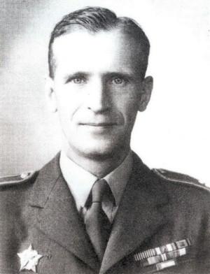 Leopold Vrána v roce 1947