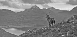 J. O. Vrána prošel tvrdým výcvikem i ve skotské Vysočině