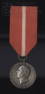 Polská Medaile Za vaši i naši svobodu