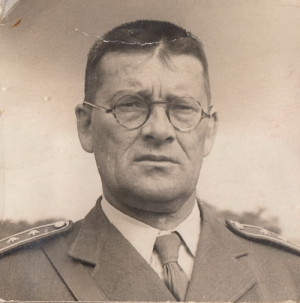 Antonín Zeman-Barovský  v roce 1940