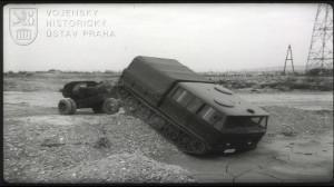 Film Tractorul de Artilerie Românesc  ´76 (TAR-76)