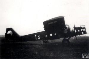 Československý bombardér Aero MB-200, sklonek 30. let