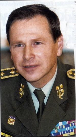Generálporučík Jiří Šedivý