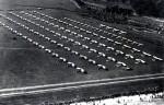 Přehlídka 126 letadel na varšavském letišti
