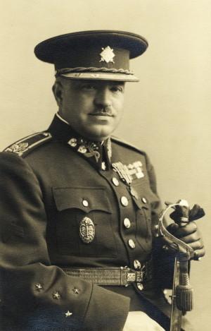Armádní generál Ludvík Krejčí - 17. srpna 1890 ‒ 9. února 1972. Foto VHÚ.
