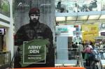Na pražské Floře se uskutečnil Army den, k vidění byly i exponáty z VHÚ