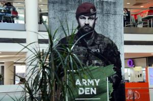 Army den na pražské Floře