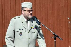 Ředitel VHÚ plukovník Aleš Knížek