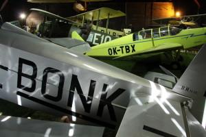 Zahájení 50. sezóny Leteckého muzea Kbely