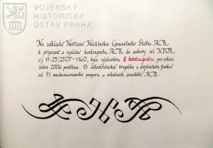 Kronika 8. kontingentu AČR v silách KFOR