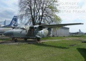 Let L-410 UVP-T