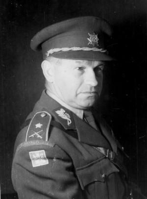 Generál Alois Liška - červenec 1944