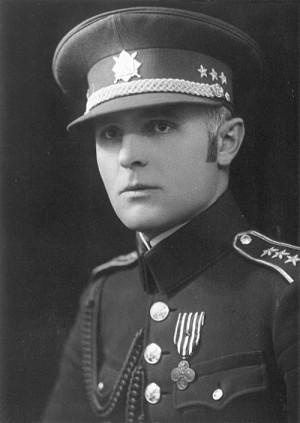 Kamil Nesveda ve 20. letech