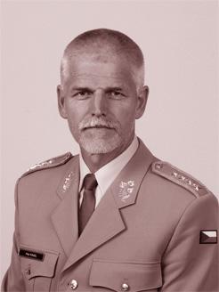 Armádní generál Petr Pavel. Náčelník Generálního štábu AČR 2012-2015
