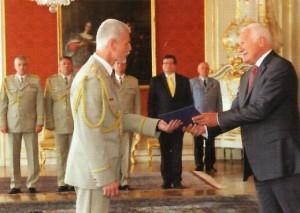 Generálporučík Petr Pavel jmenován novým náčelníkem Generálního štábu AČR