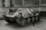 Stíhač tanků Hetzer z Pražského povstání