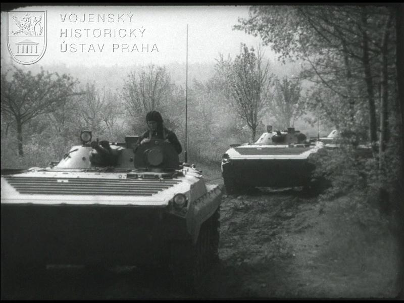 """Film """"Zásady pro stanovení rychlosti jízdy a vzdálenosti mezi vozidly za pochodu"""""""