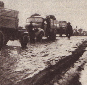 Dodávka léků z Československa, léto 1952