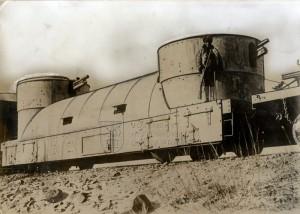 Čínský pancéřový vlak