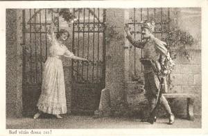 Pohlednicové vize na rakousko-uherskou armádu nejsou již sto let na místě…