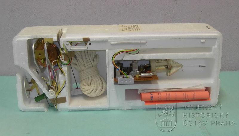 Automatická radiosonda DFR – Mars 32 K