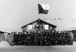 Tábor čs. armády v Adge