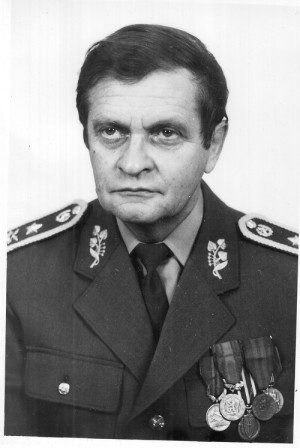 Generálporučík Rudolf Ducháček