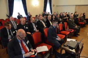 Konference euroatlantické Pracovní skupiny pro studium konfliktů (Conflict Studies Working Group – CSWG)