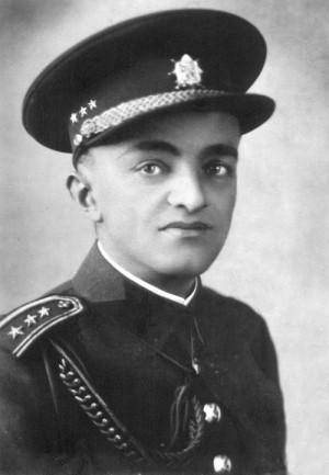 Pplk.gšt. Tomáš Houška. (18. 12. 1896 – 21. 12. 1939)