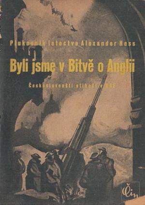 Titulní strana jeho knihy, vydané nakladatelstvím Čin v roce 1947