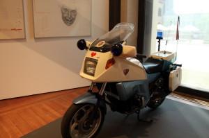 Motorka z doby, kdy prezidentem byl Václav Havel