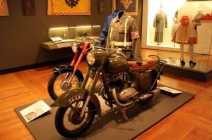 Motocykly Jawa ze sekce Den všední i sváteční