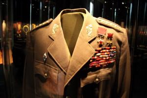 Generálská uniforma Ludvíka Svobody