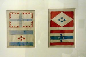 Návrhy československých vlajek