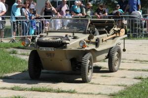 Německé vozidlo schwimmwagen