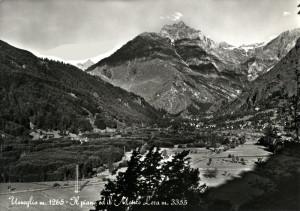 V okolí Usseglia pod horou Monte Lera působil partyzánský oddíl poručíka Kletečky