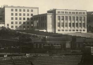 Budova Památníku osvobození