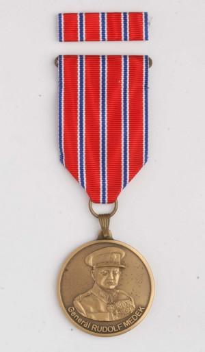 Pamětní odznak generála Rudolfa Medka