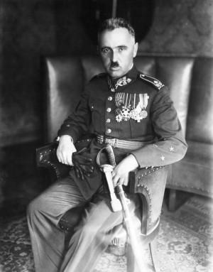 Generál Jan Netík v meziválečném období (Foto VÚA-VHA)