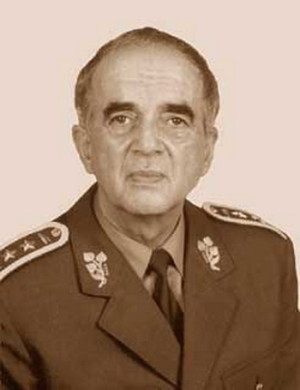 Armádní generál Karel Pezl.