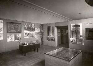 V roce 1947 uspořádal Vojenský historický ústav v Muzeu PO výstavu Oběti nacismu.