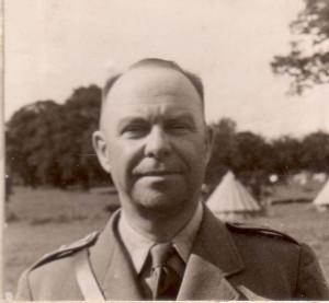 Rudolf Smetánka v roce 1940