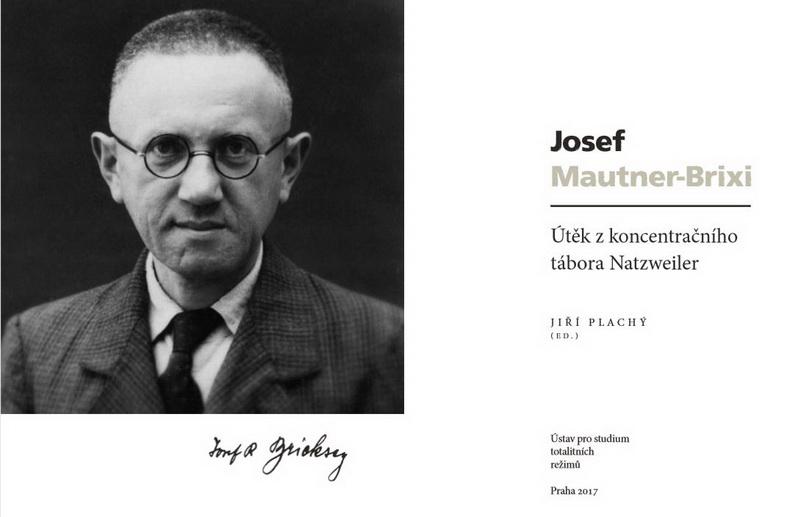 Historik Jiří Plachý editorsky připravil knihu o výjimečném útěku z koncentračního tábora