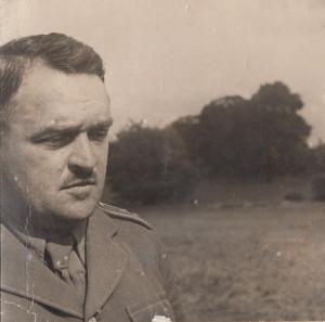 Ferdinand Šeda v Cholmondeley v létě 1940