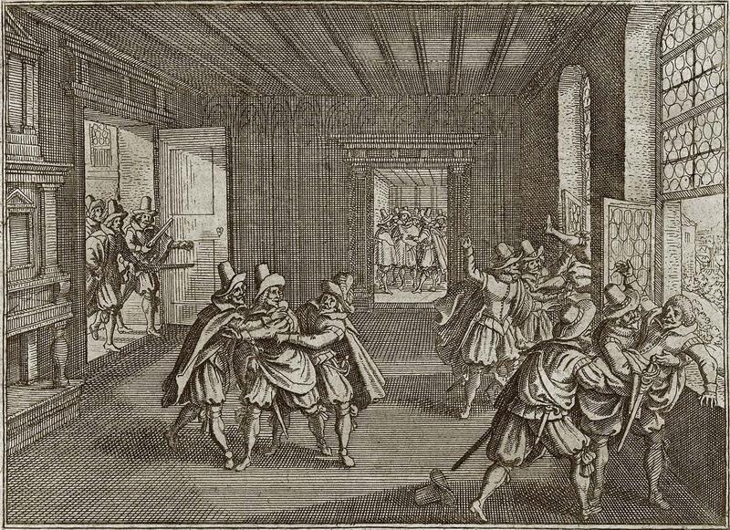 Třetí pražská defenestrace a začátek třicetileté války