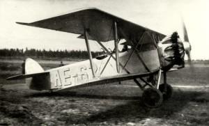 Aero A-32 finského letectva
