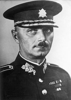 Armádní generál in memoriam Bedřich Homola