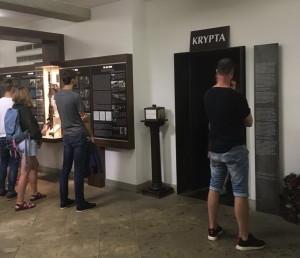 Pražská muzejní noc v Národním památníků hrdinů heydrichiády